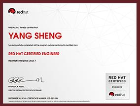 红帽认证工程师(rhce)