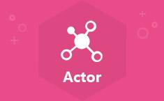 Actor、柯里化、隐式转换