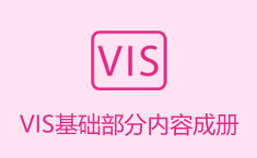 VIS基礎部分內容成冊